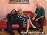 Yummy blonde housewife Chelsea Wells, shows her stud her expertise as she gives him the best blowjob of his life, that will jolt his senses. ...