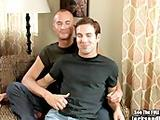Two Jocks with hot bodys ride bareback an how one man can please him self where he is suckng his own cock. This is a ...