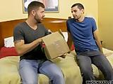 Jake Steel discovers his married neighbor, Preston Steel, has a definite thing for guys when the mailman mixes up his gay porn delivery. Ever the ...