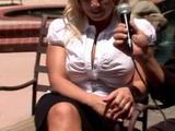 stunning milf Rachel has nice big tits